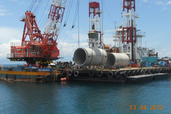 Installation offshore